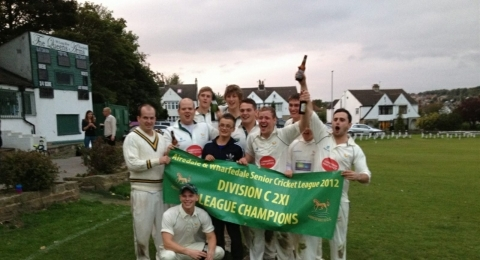 Horsforth Cricket Club banner image 1