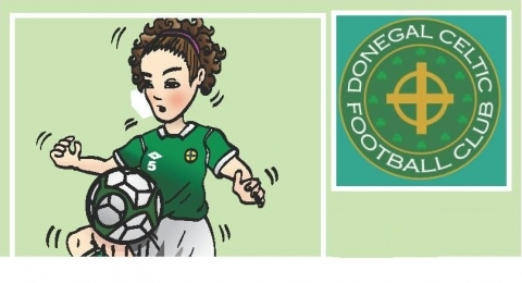 Donegal Celtic Ladies banner image 1