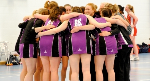 Thoroughbreds Netball Club banner image 6