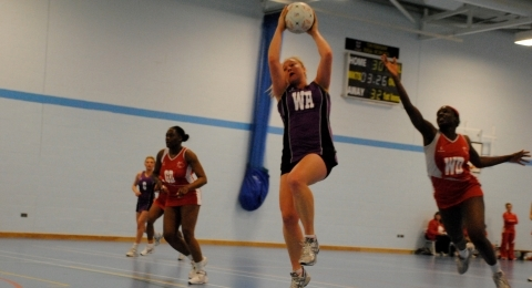 Thoroughbreds Netball Club banner image 3