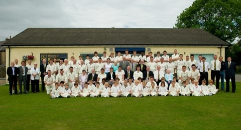Rawdon Cricket Club banner image 2