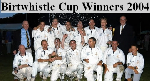 Rawdon Cricket Club banner image 1