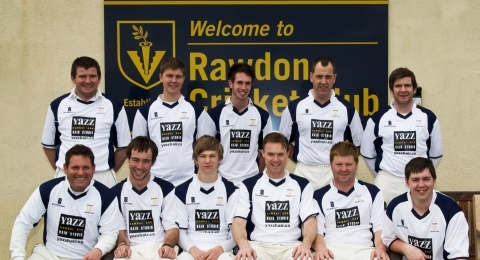 Rawdon Cricket Club banner image 4