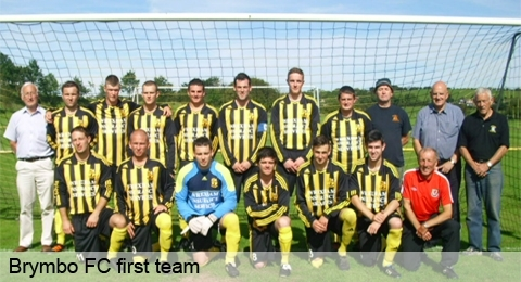 Brymbo Football Club banner image 3