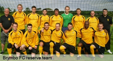 Brymbo Football Club banner image 2