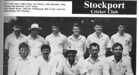 Stockport Cricket Club banner image 7
