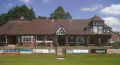 Stockport Cricket Club banner image 8