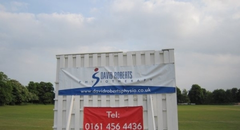 Stockport Cricket Club banner image 3