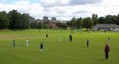 Weirs Cricket Club banner image 9