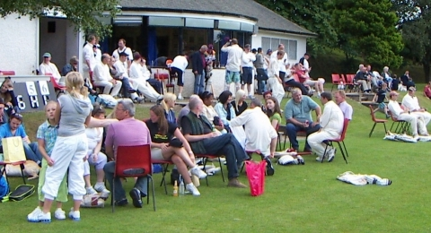 Weirs Cricket Club banner image 1