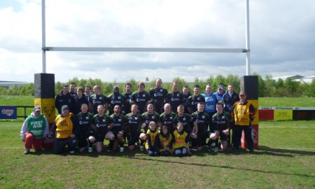 Woodhouse Warriors RL banner image 1