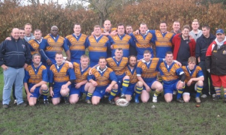 Woodhouse Warriors RL banner image 4