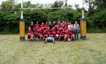 Woodhouse Warriors RL banner image 2
