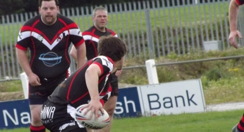 Cork Bulls Rugby League banner image 1
