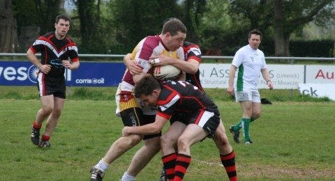 Cork Bulls Rugby League banner image 5