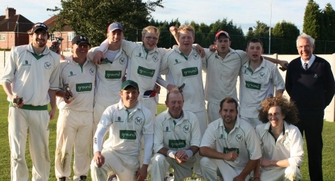 Hundhill Hall CC banner image 2