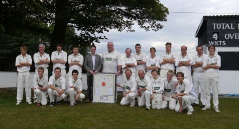 Hundhill Hall CC banner image 4
