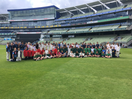 Commonwealth Games 2020.Warwickshire Cricket Board News Girls Festival On