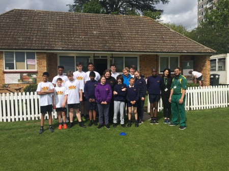 At The Sessions We Run And Officiate Kwik Cricket Games Also Offer Some Informal Coaching