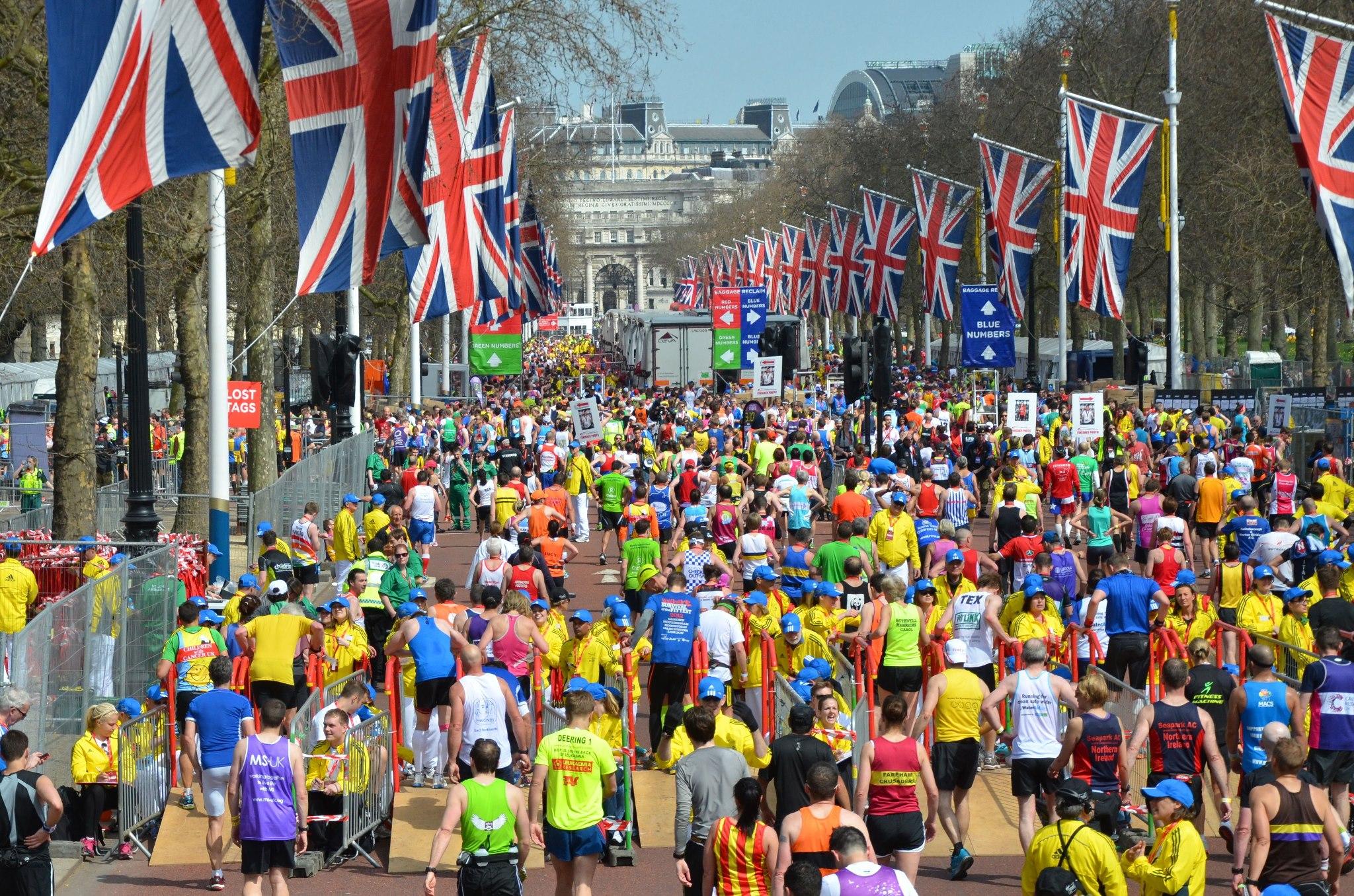 Enter Virgin Marathon 73