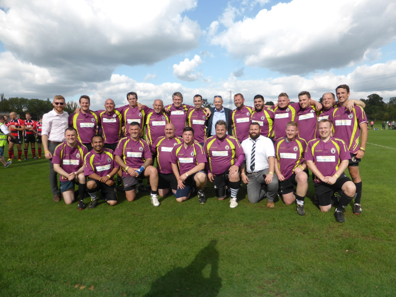 Hertfordshire - News - Blackhorse RFC win World Cup!