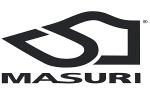 Masuri Logo Navy