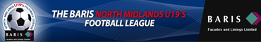 The Baris North Midlands Under 19s Football League