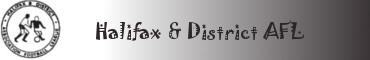 Halifax & District AFL