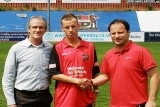Three in at Sheffield FC