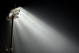 Floodlight Fire Blow for Mariners
