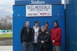 Mariners Complete Sponsored Walk