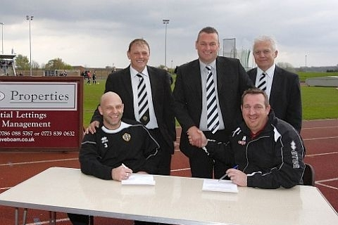 Two-Year Deals for Gingerbreads Bosses
