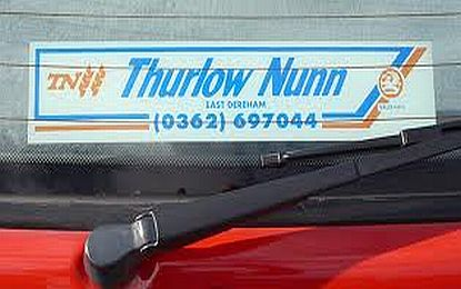 Thurlow Nunn Take Over From Ridgeons