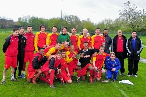 Banbury End Season With a Trophy