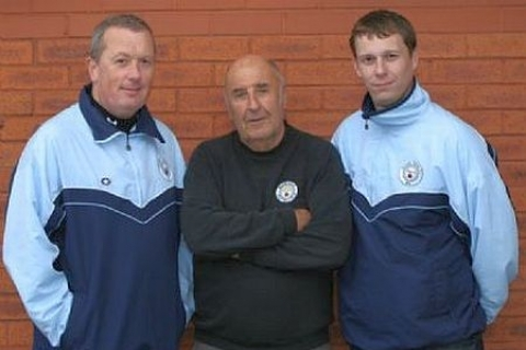 New Men in Charge at Maine Road