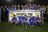 Kidsgrove Retain Staffs Senior Cup