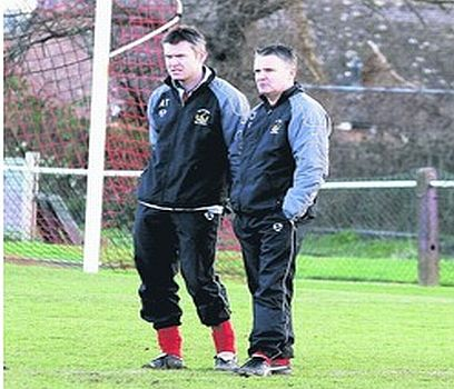 Former Spurs Man Takes Alsager Helm