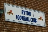 Hagan Quits Ryton