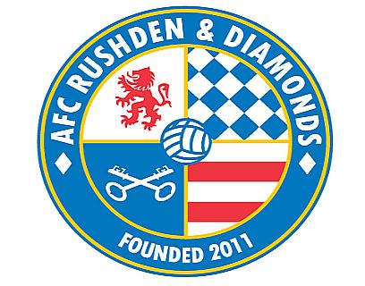 AFC Rushden & Diamonds Obtain UCL Place