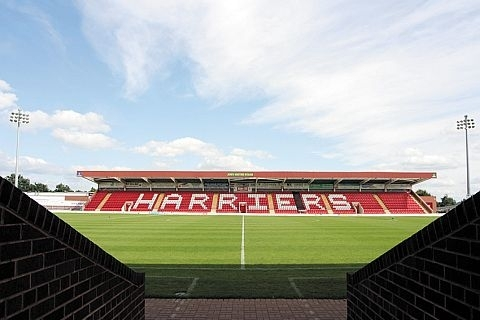 Worcester Consider Sharing Aggborough