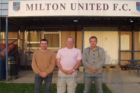 Smith Stands Down at Milton United