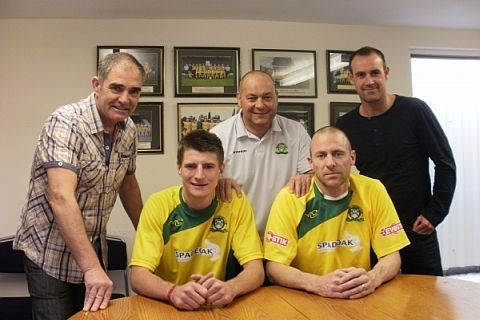 Two More Impressive Signings by Barwell