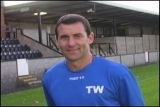 Widdrington Hands Strevett a Chance