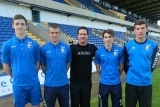 Youth Quartet Promoted by Stags