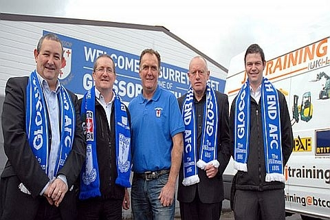 Sponsorship Boost for Glossop