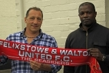 Felixstowe Announce New Managerial Team