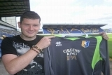 Keeper Commits to Stags