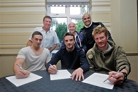 Impressive Signings for Basford