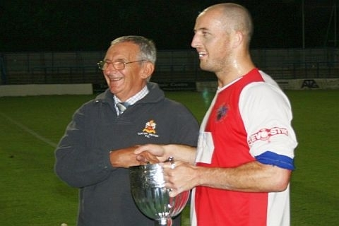 New Skipper Lifts Early Silverware