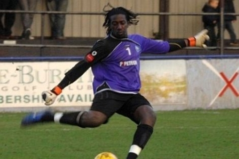 New Keeper for Canvey